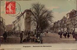 Var, Draguignan, Boulevard Des Marronniers     (etat Voir Photos) - Draguignan