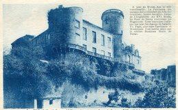 47 - DURAS - Château Des Anciens Ducs De Duras (XIV Siècle) - Autres Communes