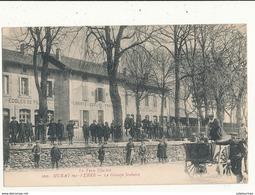 81 ALBI MURAT SUR VEBRE LE GROUPE SCOLAIRE CPA BON ETAT - Frankrijk