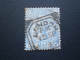 Timbre Grande Bretagne N° 62 Oblitéré - 1840-1901 (Victoria)