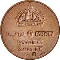 Monnaie, Suède, Gustaf VI, 2 Öre, 1971, SPL, Bronze, KM:821 - Suède