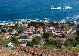 Cape Verde Santiago Island Cidade Velha UNESCO New Postcard Kap Verde - Cap Verde
