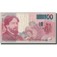 Billet, Belgique, 100 Francs, Undated (1995-2001), KM:147, TB - [ 2] 1831-... : Regno Del Belgio