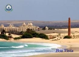 Cape Verde Boa Vista Island New Postcard Kap Verde - Cap Verde