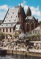 Frankfurt Am Main Leonardskirche (C-1-110) - Kirchen U. Kathedralen