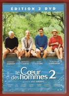 LE CŒUR DES HOMMES 2 - EDITION 2 DVD - PORT INCLUS - Cómedia