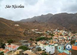 Cape Verde Sao Nicolau Island New Postcard Kap Verde - Cap Verde