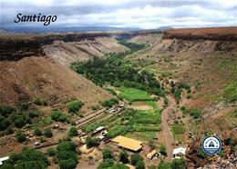 Cape Verde Santiago Island New Postcard Kap Verde - Cap Verde