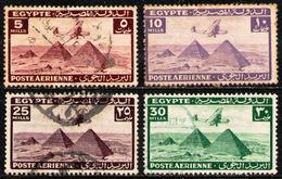 EGYPT 1941/46 - Set Used - Egypt