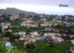 Cape Verde Brava Island New Postcard Kap Verde - Cap Verde