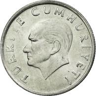 Monnaie, Turquie, 10 Lira, 1987, SUP+, Aluminium, KM:964 - Turquie