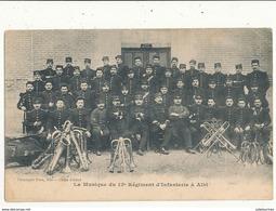 81 ALBI LA MUSIQUE DU REGIMENT D INFANTERIE CPA BON ETAT - Regimente