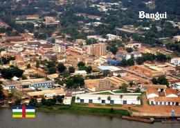 Central African Replublic Bangui Aerial View New Postcard Zentralafrikanische Republik AK - Zentralafrik. Republik