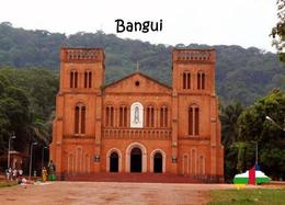 Central African Republic Bangui Cathedral New Postcard Zentralafrikanische Republik AK - Centraal-Afrikaanse Republiek