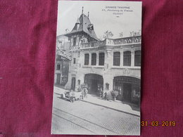CPA - Belfort - Grande Taverne - 35, Faubourg De France - Belfort - Ville
