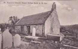 MENAI BRIDGE - ST TYSILIO'S CHURCH - Anglesey