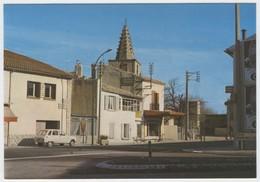 13 SENAS EN PROVENCE - Edts Yvan - Le Carrefour (recto-verso) - Francia
