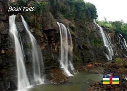 Central African Republic Boali Falls New Postcard Zentralafrikanische Republik AK - Centraal-Afrikaanse Republiek