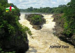 Central African Republic Kembe Falls New Postcard Zentralafrikanische Republik AK - Zentralafrik. Republik
