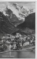 AK 0207  Interlaken Und Jungfrau Ca. Um 1950 - BE Bern
