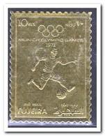 Fujeira 1972, Postfris MNH, Olympic Games, Football - Fujeira