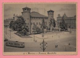 Torino - Piazza Castello - Italie