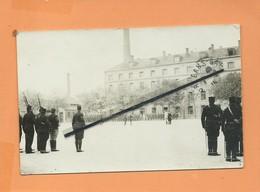 Carte Photo - Correspondance : Orléans  - Militaires , Militaire , Caserne , Soldats , Soldat - Orleans