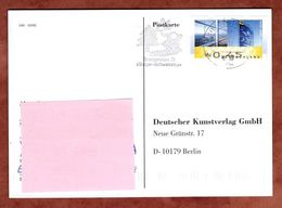 Karte, Post Tower Bonn, MS Villingen-Schwenningen Briefzentrum 78, Nach Berlin 2010 (71923) - BRD