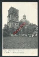 MONTAIGU. (Scherpenheuvel-Zichem) L'Eglise Vue De Coté. D.V.D. N°13109. 2 Scans. - Scherpenheuvel-Zichem