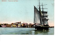 Brindisi Panorama Del Porto - Brindisi