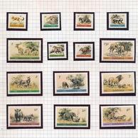TANZANIA  14 STAMPS NEW NEUF NIEUW - Tanzanie (1964-...)