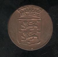 1 Duit VOC Indes Néérlandaises / Nederland Indie 1792 - Inde