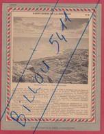 Protége Cahier Ancien La France Coloniale . Saint Denis De La REUNION - Book Covers