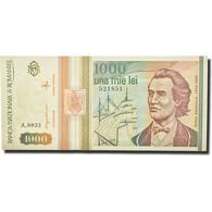 Billet, Roumanie, 1000 Lei, 1993, Mai 1993, KM:102, NEUF - Roumanie