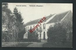 Thildonck  Wespelaer. (Roosdaal)  Hôtel De Londres En Gros Plan. L. Vanhdrick. Circulé En 1909. 2 Scans. - Roosdaal
