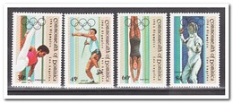 Dominica 1984, Postfris MNH, Olympic Summer Games - Dominica (1978-...)
