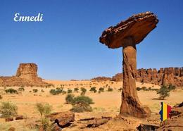Chad Ennedi Plateau New Postcard Tschad AK - Tsjaad