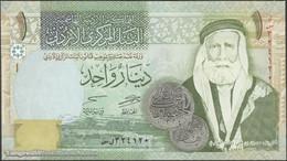 TWN - JORDAN 34h - 1 Dinar 2013 UNC - Jordanie