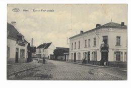 Limal  ( M 4659 )  Épicerie Et Cafe Avec Inscription  Billard Sur Facade,  Rt. Provinciale - Wavre