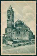 Oristano Città Chiesa Basilicale Santa Giusta Cartolina MX4227 - Oristano
