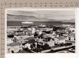Reykjavik - A View Over The Harbour - Islande