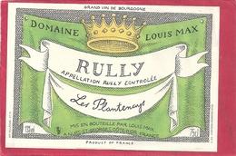 MERCUREY - DOMAINE LOUIS MAX . 12.5 °/° . 75 Cl - Bourgogne