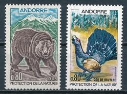 °°° ANDORRA - Y&T N°210/11 - 1971 MNH °°° - Andorra Francese