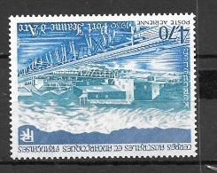 "TAAF: N°PA 80 ** ""Port Jeanne D'Arc"" - Luftpost"