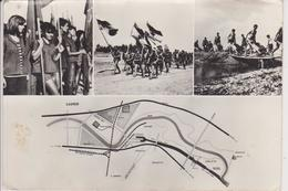 CRO1812  ~~  ZAGREB  ~  COMMUNIST YOUTH  ~~  ORA ~  OMLADINSKA RADNA AKCIJA  ~  1961  ~~ - Croatia