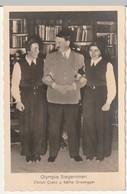 Hitler / Olympia Siegerinnen : Christl Cranz U. Kathe Grassegger - Personen