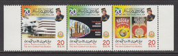 2003 Brunei Anti-Corruption Bureau   Complete Set Of 3 MNH - Brunei (1984-...)