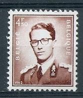 BELGIE Boudewijn Bril * Nr 1068A P3 * Postfris Xx * FLUOR  PAPIER - 1953-1972 Lunettes