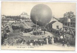PALAISEAU - Fête De Lozère - Le Ballon - Palaiseau