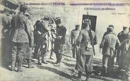 WW1 - LES PRISONNIERS DE NOTRE-DAME, 370 HOMMES ET OFFICIERS #83853 - War 1914-18